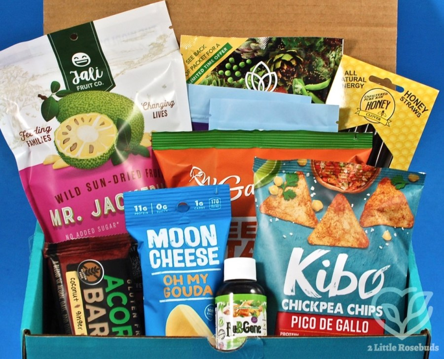 June 2020 Fit Snack review