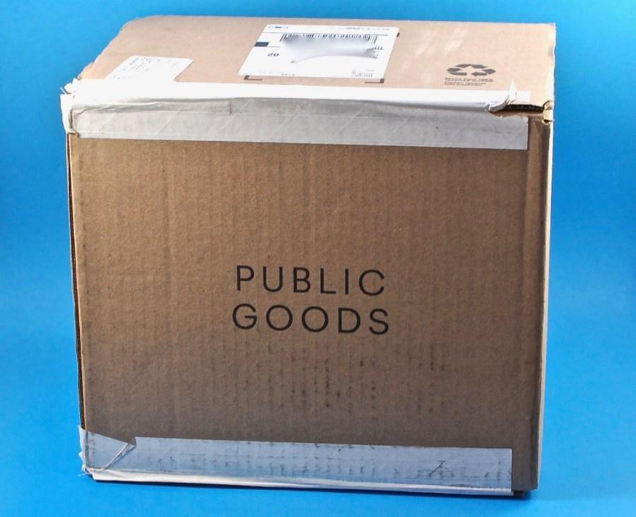 Public Goods box