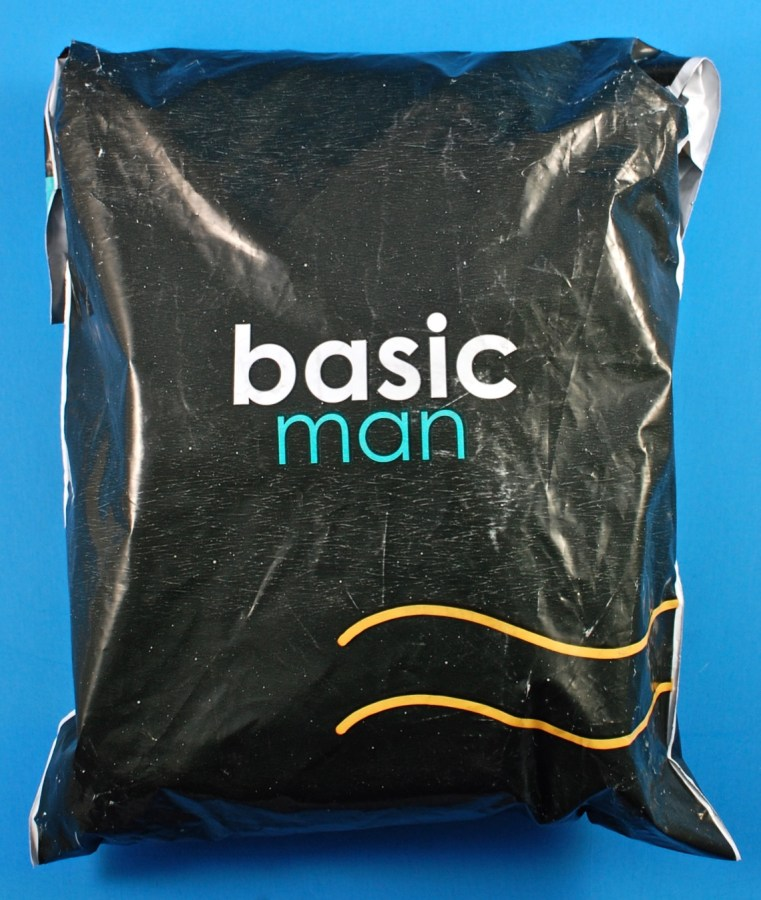 basic man review