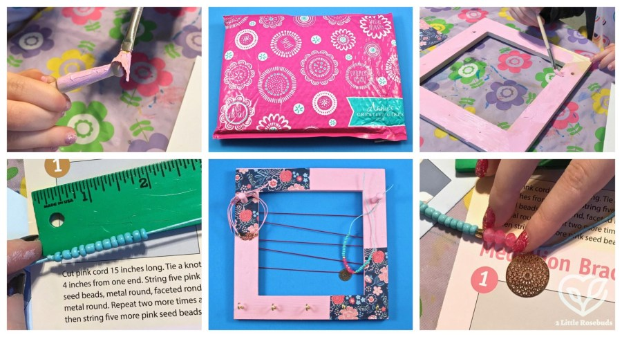 Annie's Creative Girls Kit review