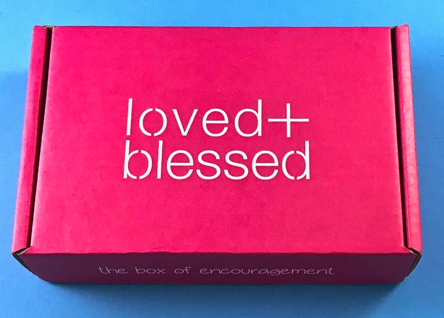 Loved & Blessed Box