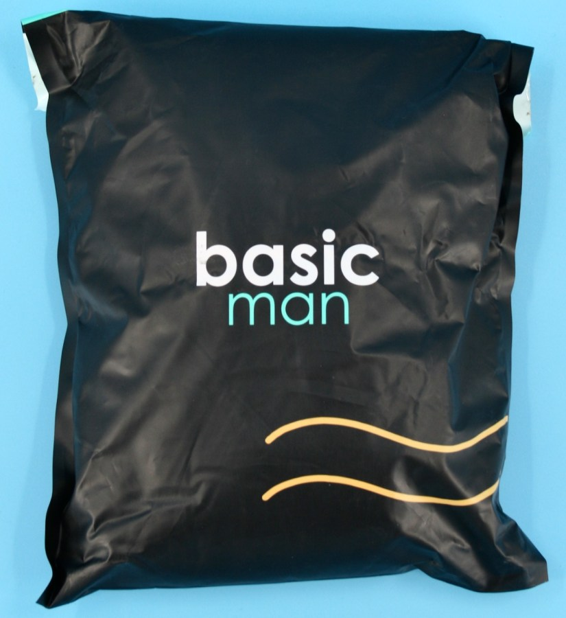 Basic Man review