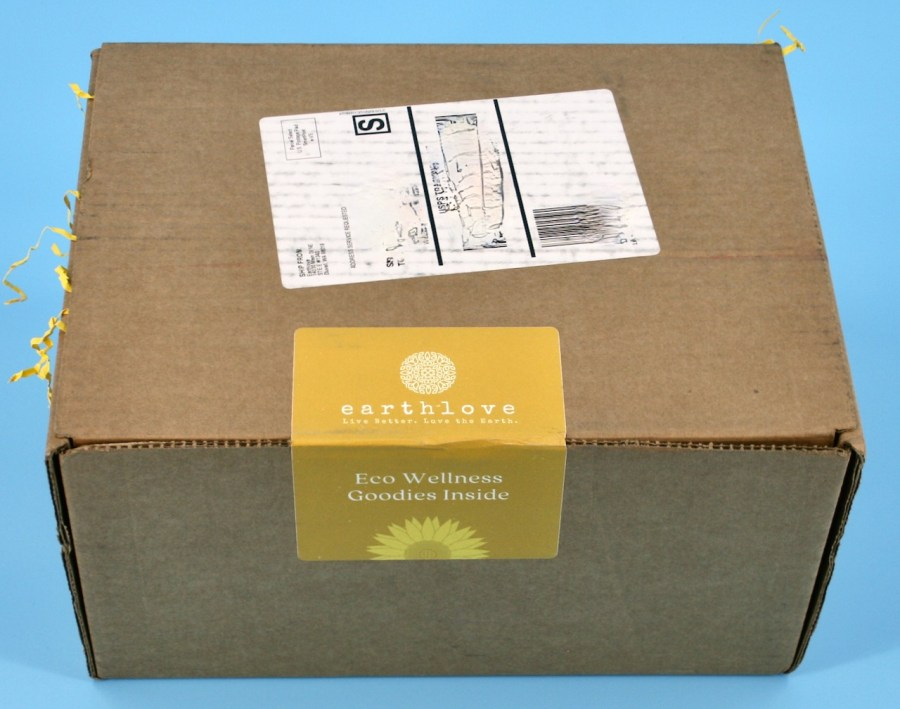 Earthlove Fall 2021 box