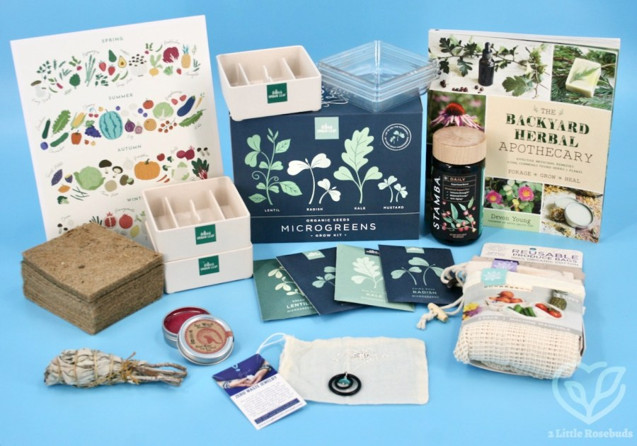 Earthlove Box Fall 2021 review
