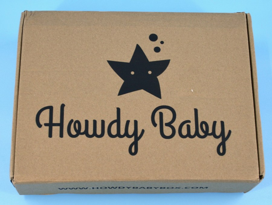 Howdy Baby Kid Box