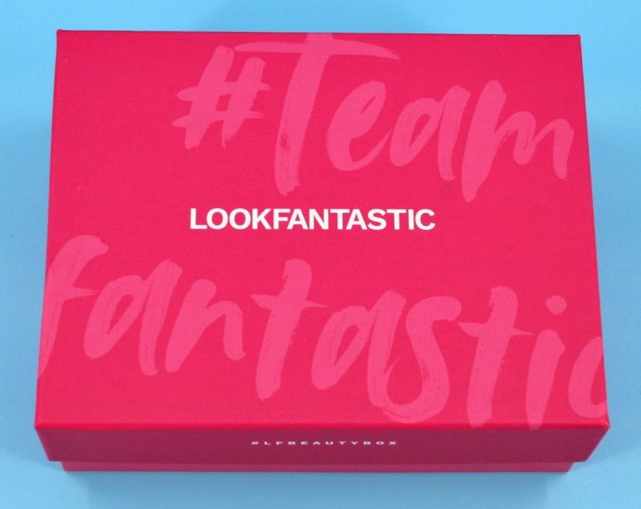 Look Fantastic box