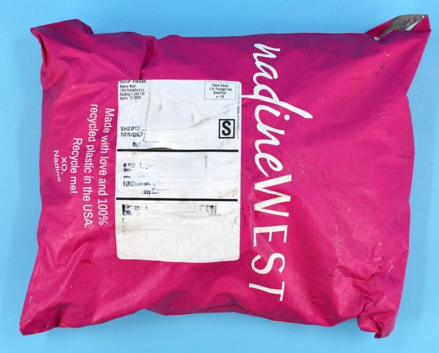 Nadine West shipment