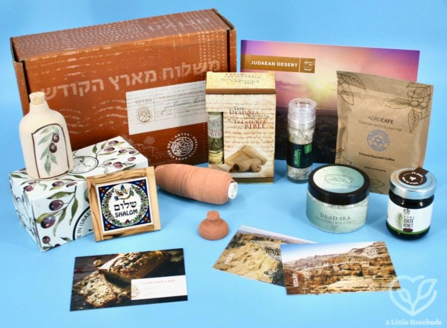Artza Judaean Desert box review 2021