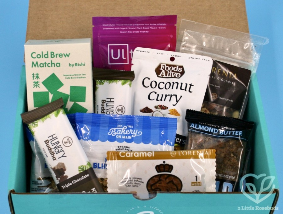 Fit Snack October 2021 review