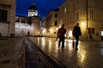 Cathedral Treasury in Dubrovnik.