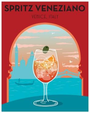Around the World in 80 Cocktails_Spritz Veneziano