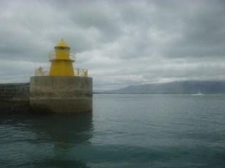 Heading out of Reykjavík Harbor