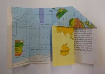 folds + squash fold on one side