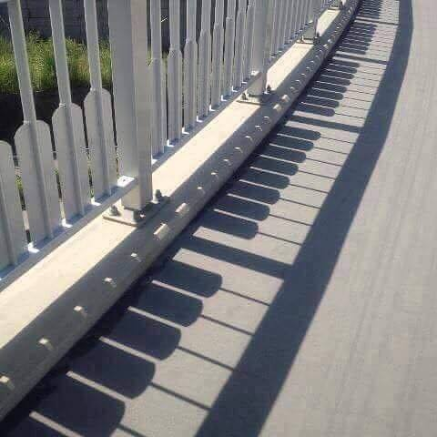 piano shadow