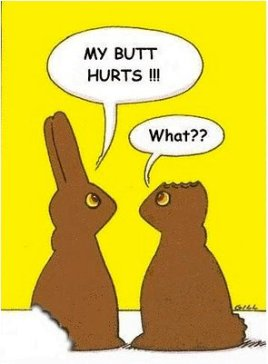 every Easter I think of this. never gets old!