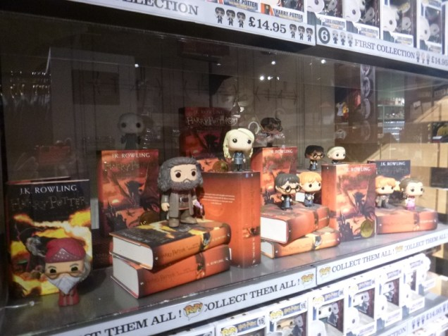 bobbleheads - collect them all!