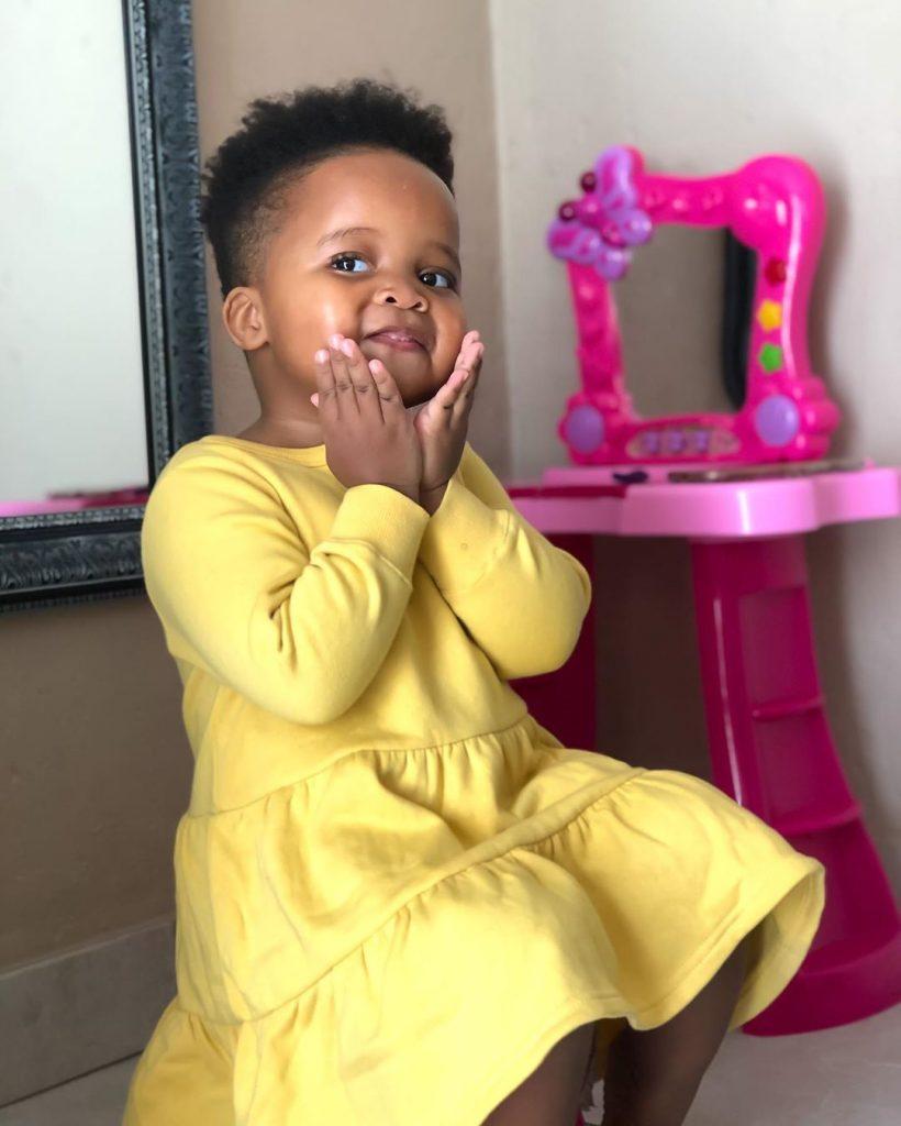 In Pics: Sbahle Mzizi happy to get Zozi Tunzi inspired haircut
