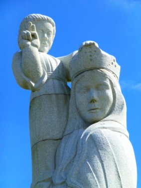 "Detail from ""Our Lady of the Isles"""