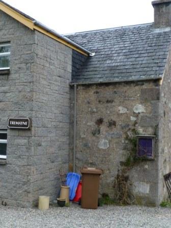 Registrar's House.