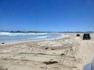 "The ""Nudists' Beach""."