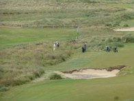 Barnbougle, Lost Farm -what chance of finding that lost ball?
