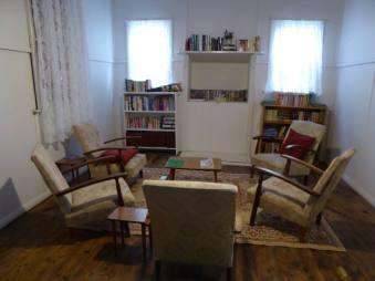 Reading Room, Miss Barrett's Tearoom