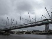 Some of Brisbane's bridges.