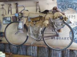 The Shearer's Bike