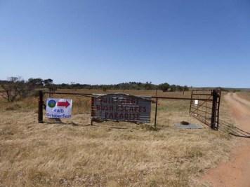 Entrance to Willangi