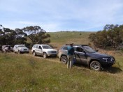 Jeeps lead the way