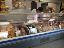 Haggis, Black Pudding, White Puddings etc at the prize winning Butcher Shop.
