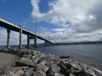 Bridge view from Kessock.