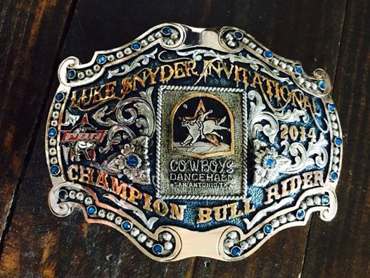 Luke Synder Buckle