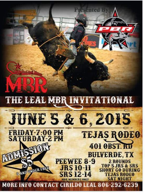 Leal MBR Poster