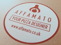 Affamato pizza box