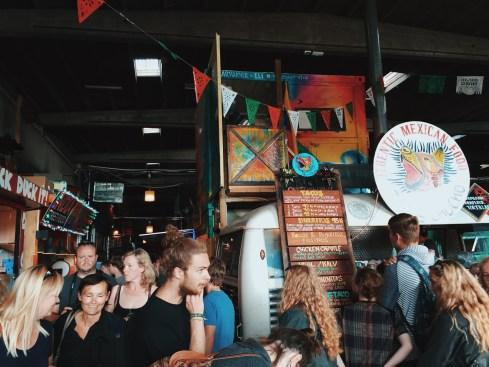 Copenhagen Street Food - things to do