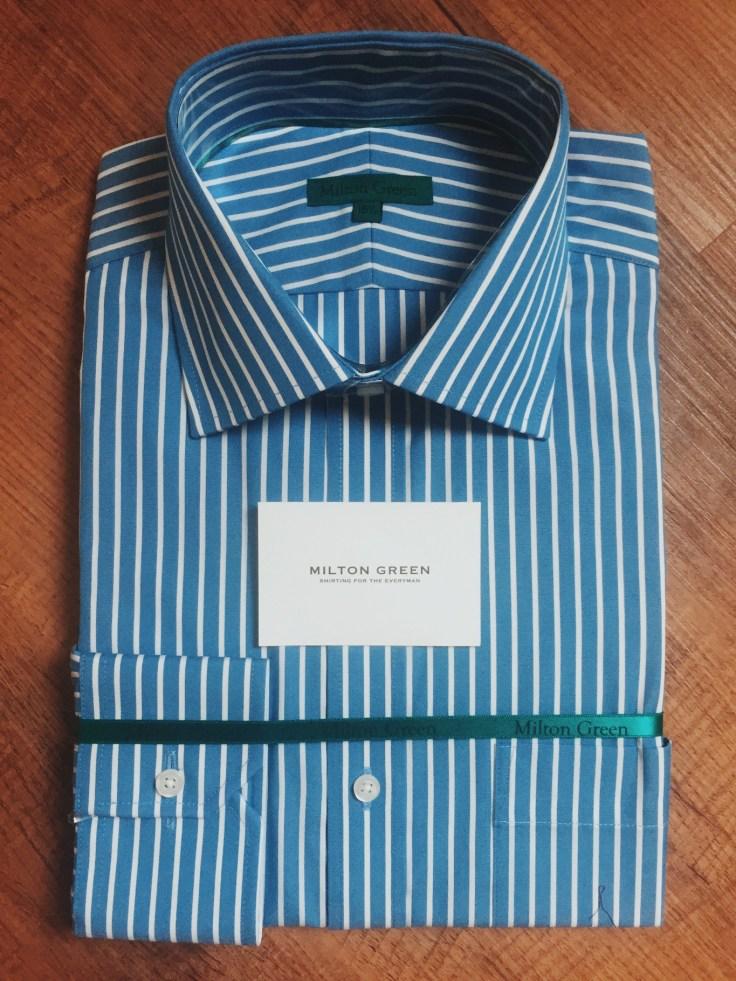 Milton Green shirt