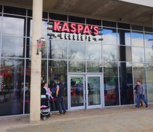 Kaspas Dessert restaurant Milton Keynes
