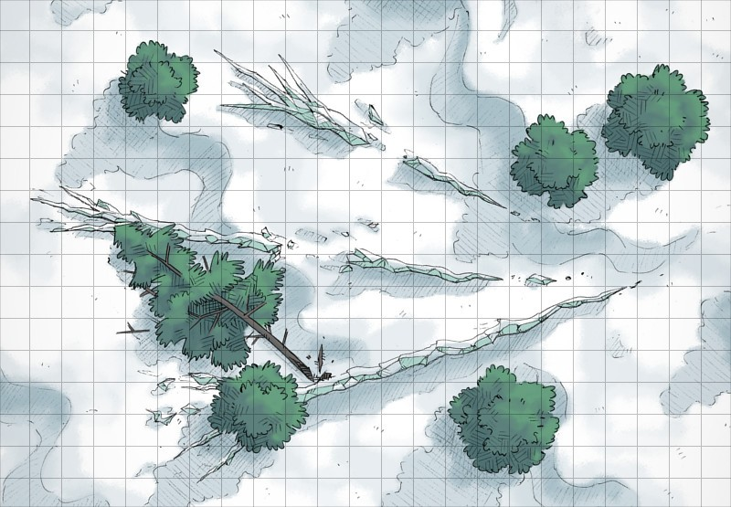 Icy Battle Site (1)