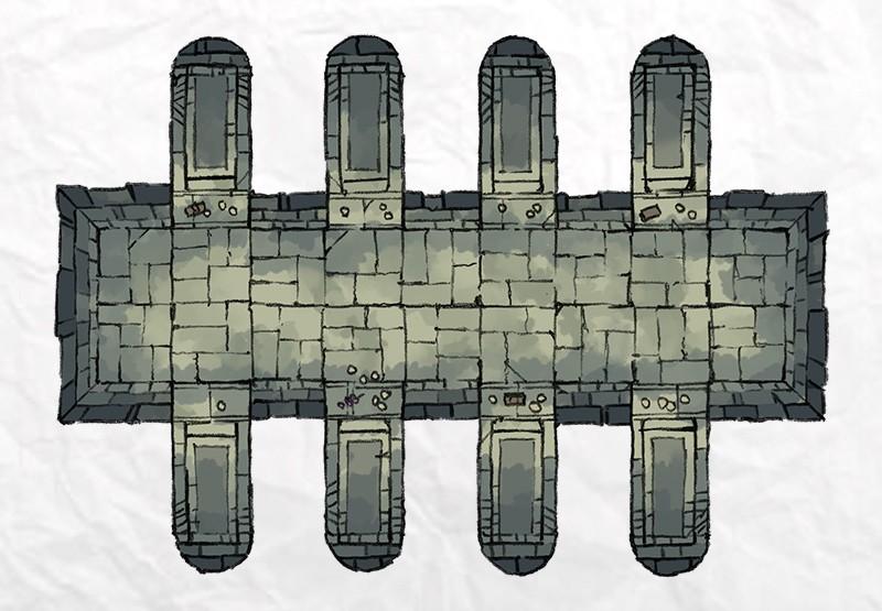 Dungeon Catacomb