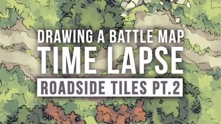 Roadside Battle Map Tiles Video Thumbnail NEW