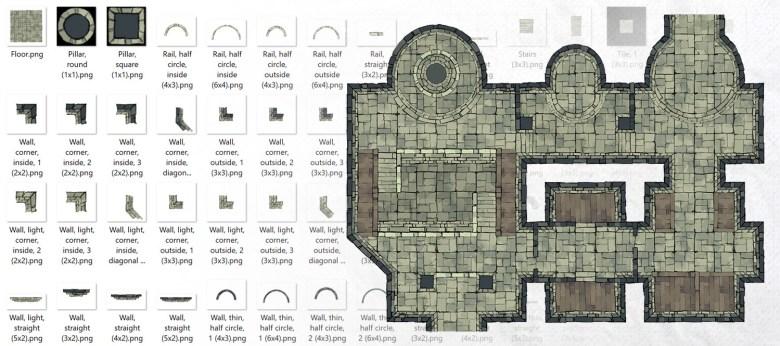 Dungeon Room Builder Banner