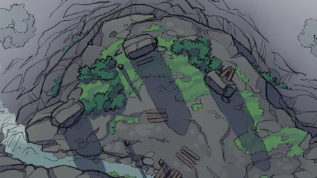 2 Minute Table Top Virtual And Printable Rpg Maps Tokens And Assets