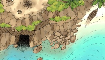 Pirate's Cove Battle Map Preview
