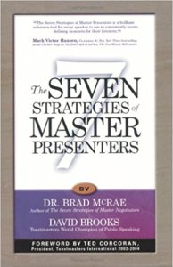 Cover image of The Seven Strategies of Master Presenters