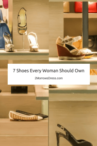 7 Shoes Every Woman Should Own