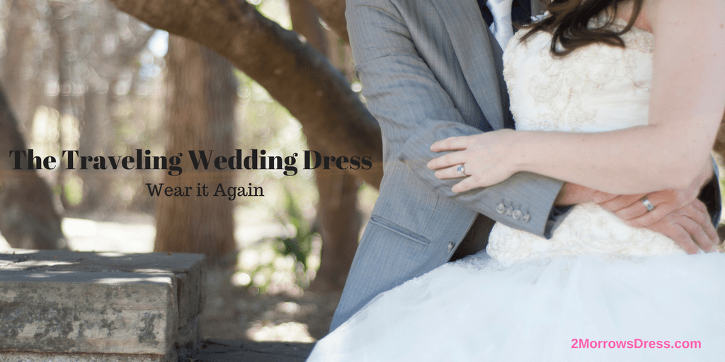 Traveling Wedding Dress header