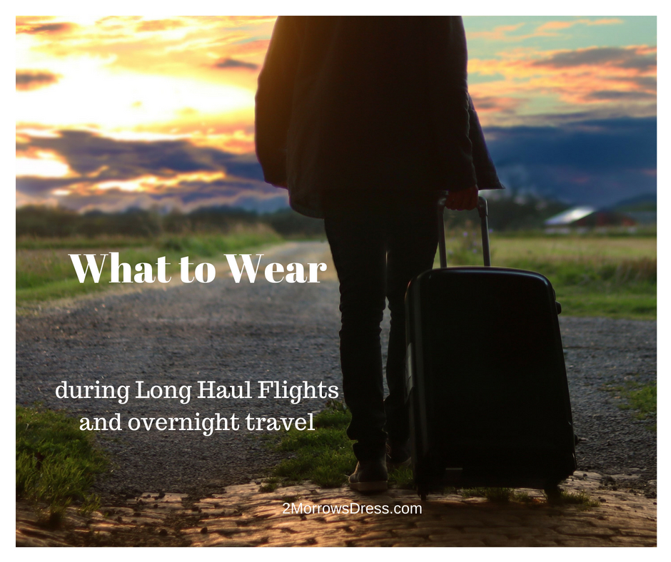 What to Wear Long Haul Flights and Overnight Travel
