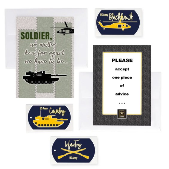 2MyHero military greeting cards for Airmen, Coasties, Marines, Sailors and Soldiers