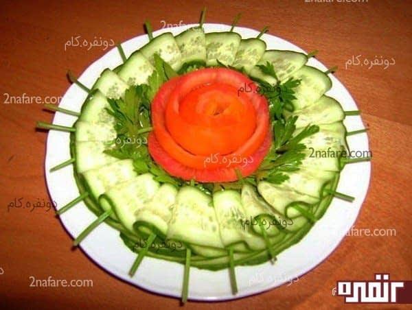 عکس غذا فرنگی